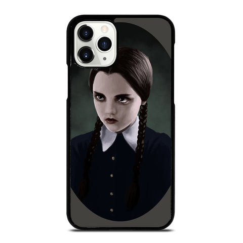 WEDNESDAY ADDAMS MIROR iPhone 11 Pro Case