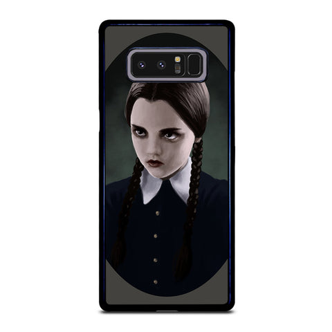 WEDNESDAY ADDAMS MIROR Samsung Galaxy Note 8 Case