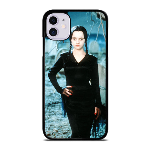 WEDNESDAY ADDAMS iPhone 11 Case