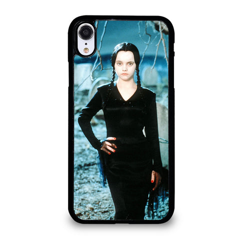 WEDNESDAY ADDAMS iPhone XR Case