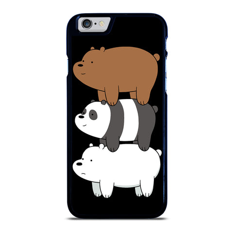 WE BARE BEARSTACK iPhone 6 / 6S Case
