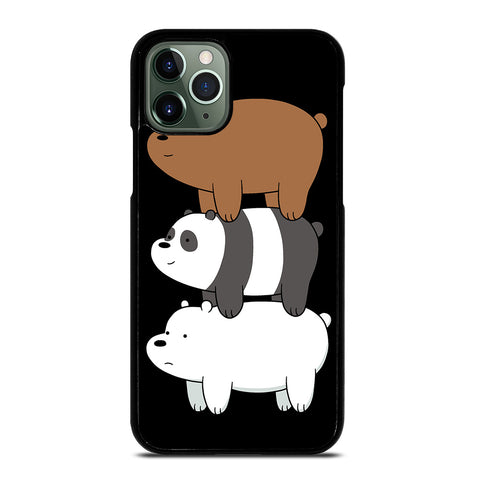 WE BARE BEARSTACK iPhone 11 Pro Max Case