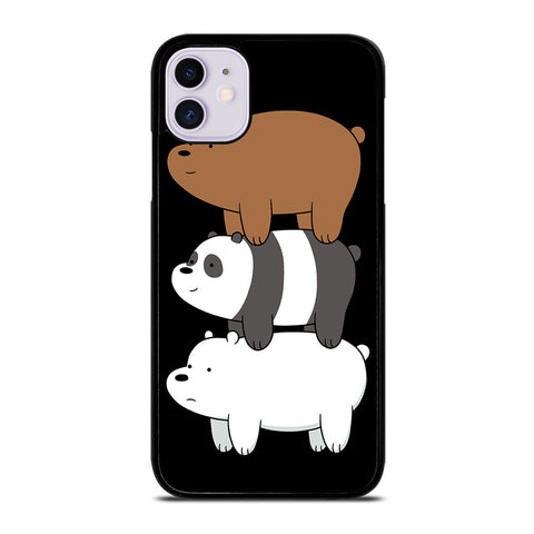 WE BARE BEARSTACK iPhone 11 Case
