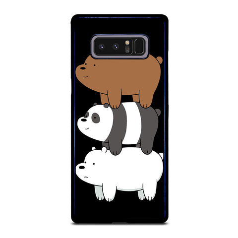 WE BARE BEARSTACK Samsung Galaxy Note 8 Case