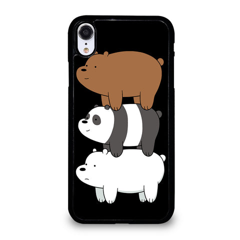 WE BARE BEARSTACK iPhone XR Case