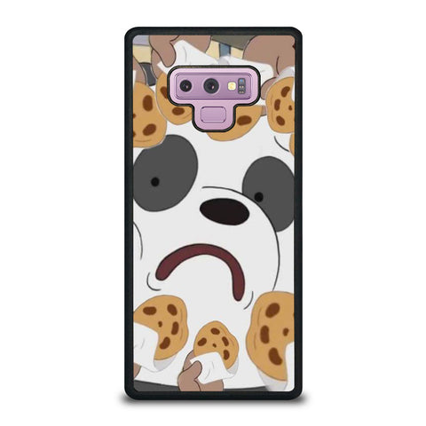WE BARE BEARS MODE ON Samsung Galaxy Note 9 Case