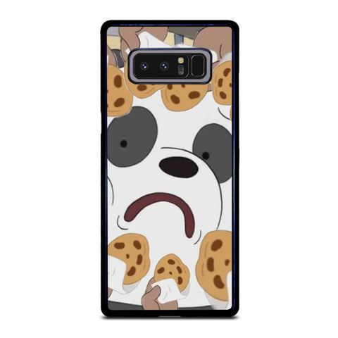 WE BARE BEARS MODE ON Samsung Galaxy Note 8 Case
