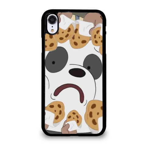 WE BARE BEARS MODE ON iPhone XR Case