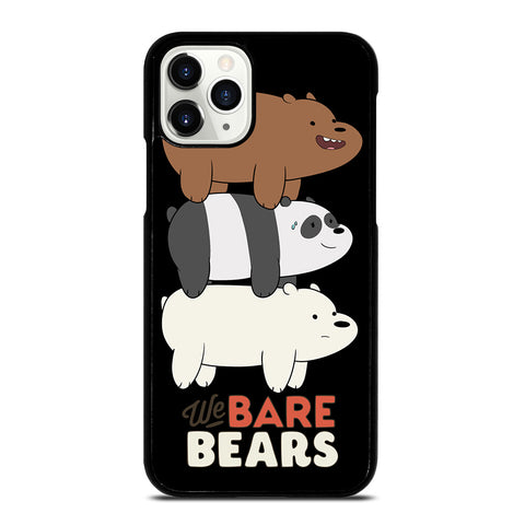 WE BARE BEARS iPhone 11 Pro Case