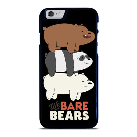 WE BARE BEARS iPhone 6 / 6S Case