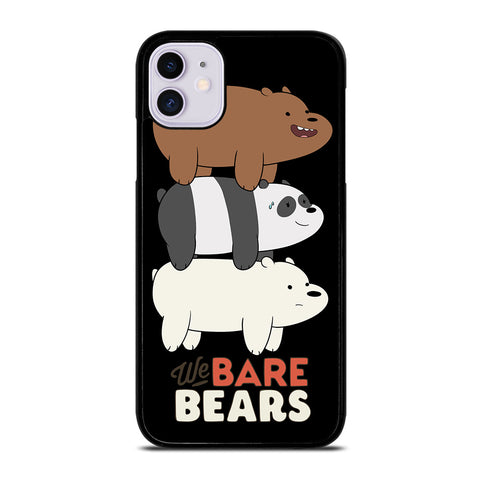 WE BARE BEARS iPhone 11 Case