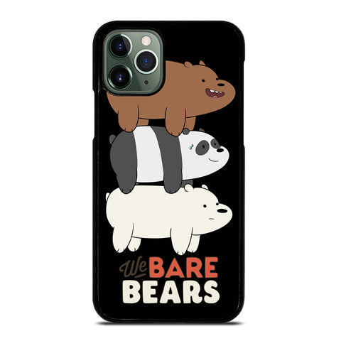 WE BARE BEARS iPhone 11 Pro Max Case
