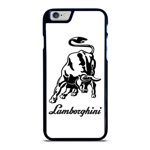 WHITE LAMBORGHINI iPhone 6 / 6S Case