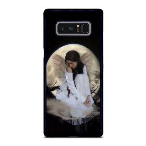 WINTER MOON FAIRY Samsung Galaxy Note 8 Case