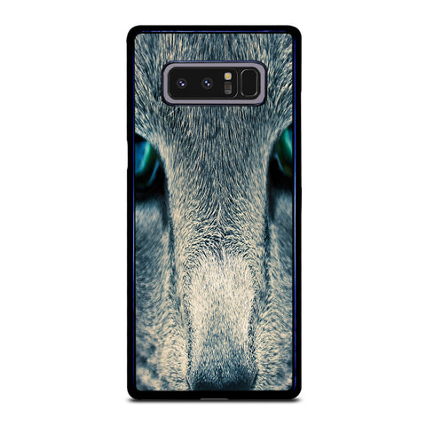 WOLF FULLPAPER Samsung Galaxy Note 8 Case