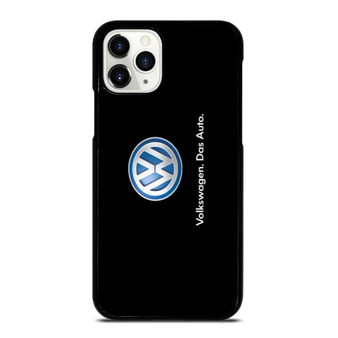 WOLKSWAGEN DAS AUTO iPhone 11 Pro Case