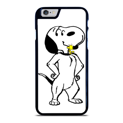 WOODSTOCK HUGES SNOOPY iPhone 6 / 6S Case