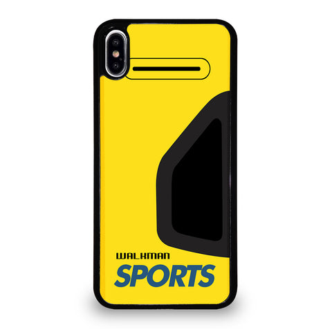 Walkman Cassette Sport iPhone XS Max Case