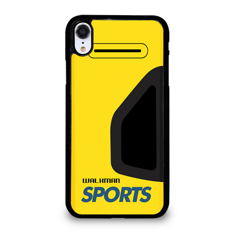 Walkman Cassette Sport iPhone XR Case
