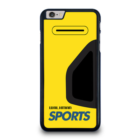 Walkman Cassette Sport iPhone 6 / 6S Plus Case