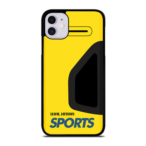 Walkman Cassette Sport iPhone 11 Case