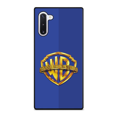Warner Bros Logo Samsung Galaxy Note 10 Case