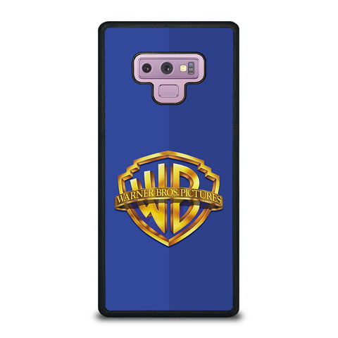 Warner Bros Logo Samsung Galaxy Note 9 Case