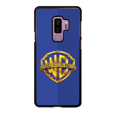 Warner Bros Logo Samsung Galaxy S9 Plus Case