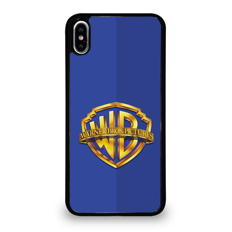 Warner Bros Logo iPhone XS Max Case