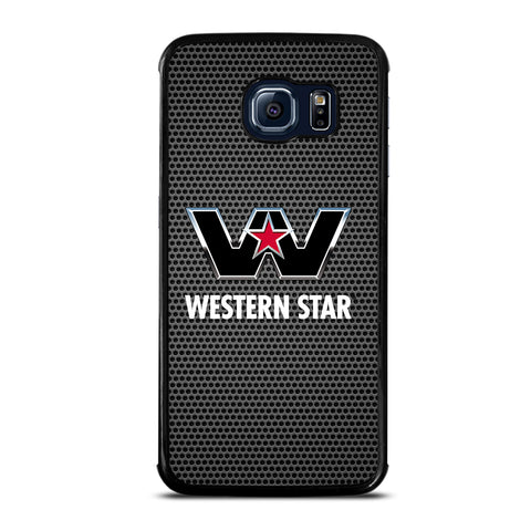 Western Star Cool Logo Samsung Galaxy S6 Edge Case