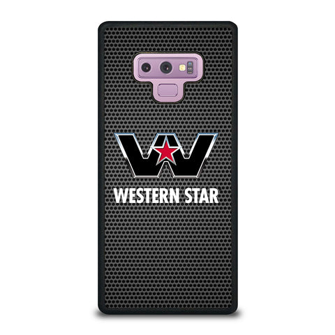 Western Star Cool Logo Samsung Galaxy Note 9 Case
