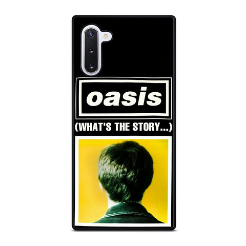 What's The Story Oasis Samsung Galaxy Note 10 Case