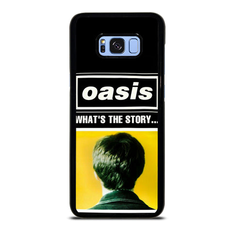 What's The Story Oasis Samsung Galaxy S8 Plus Case