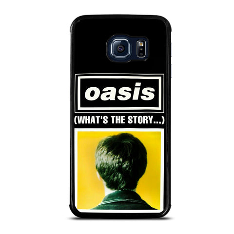 What's The Story Oasis Samsung Galaxy S6 Edge Case