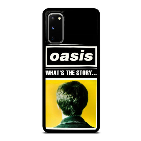 What's The Story Oasis Samsung Galaxy S20 / S20 5G Case