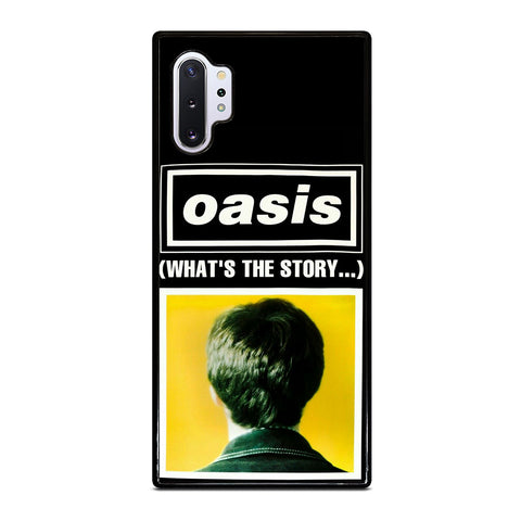 What's The Story Oasis Samsung Galaxy Note 10 Plus Case