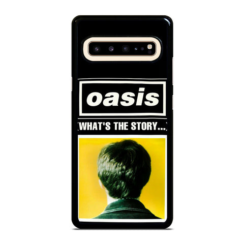 What's The Story Oasis Samsung Galaxy S10 5G Case