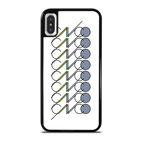 White CNCO Logo iPhone X / XS Case