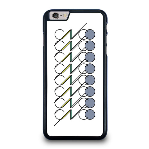 White CNCO Logo iPhone 6 / 6S Plus Case