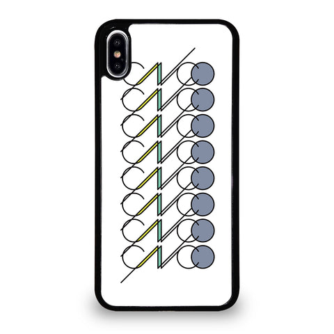 White CNCO Logo iPhone XS Max Case