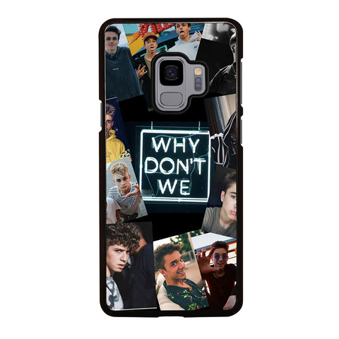 Why Don't We Collage Samsung Galaxy S9 Case