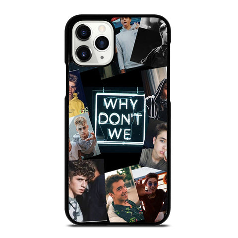 Why Don't We Collage iPhone 11 Pro Case