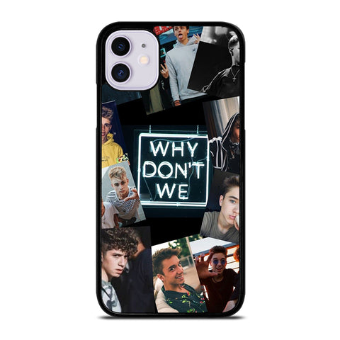 Why Don't We Collage iPhone 11 Case