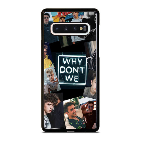 Why Don't We Collage Samsung Galaxy S10 Case