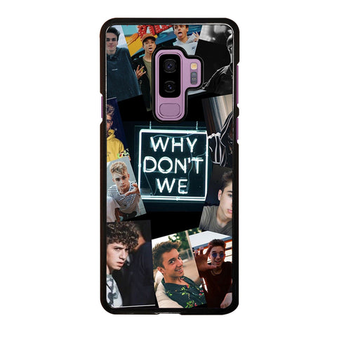 Why Don't We Collage Samsung Galaxy S9 Plus Case