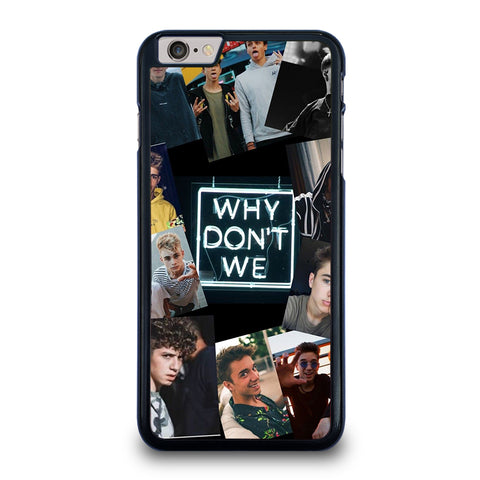Why Don't We Collage iPhone 6 / 6S Plus Case