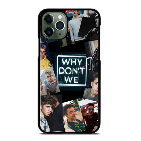 Why Don't We Collage iPhone 11 Pro Max Case