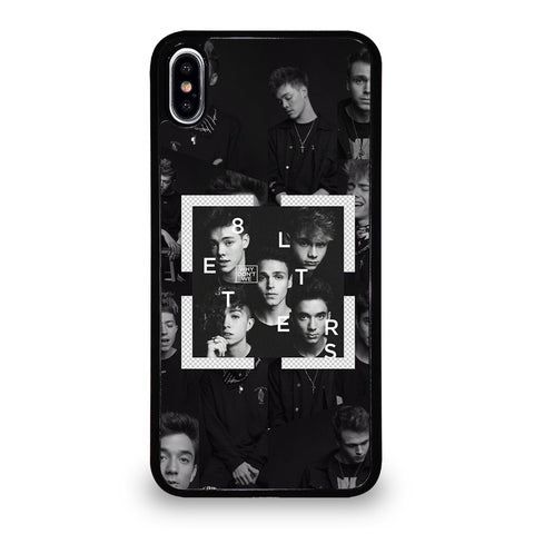 Why Don't We Letters iPhone XS Max Case