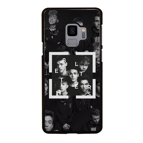 Why Don't We Letters Samsung Galaxy S9 Case