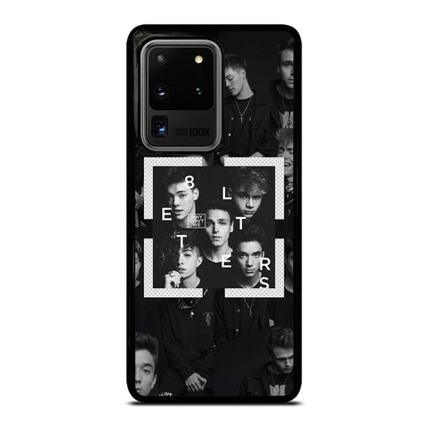 Why Don't We Letters Samsung Galaxy S20 Ultra / S20 Ultra 5G Case